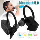 TWS Bluetooth 5.0 True Wireless Headphone Earbuds Sports Stereo Headset Earphone
