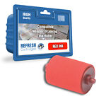 COMPATIBLE NEOPOST HASLER 300399 RED FRANKING MACHINE INK ROLLER