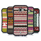 HEAD CASE DESIGNS KNITTED CHRISTMAS HYBRID CASE FOR SAMSUNG GALAXY A7 (2016)