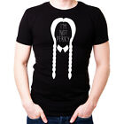 I'm Not Perky Wednesday Addams Inspired Scary Halloween Costume Party T-Shirt