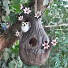 Decorative Hanging Garden Wild Bird Hous...