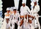 Art Print POSTER Group Portrait of the Village People