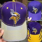 NFL Minnesota Vikings Adjustable Hat Cap - Choose Your Style