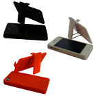 Clip Stand Case Hard Case Non-Slip Back with Stand Holder f Apple iphone 4 4G 4S