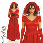 Deluxe Ladies Bride Day Of The Dead Costume Corpse Halloween Womens Fancy Dress