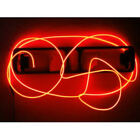 Neon LED Light Glow EL Wire String Strip Rope Tube Car Dance Party + Controller <br/> 3FT,9FT,10FT,15FT&amp; Batteries included. [[ USA SELLER ]]
