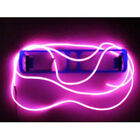 Neon LED Light Glow EL Wire String Strip Rope Tube Car Dance Party   Controller