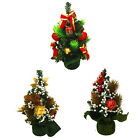 Christams Decorations Colorful Miniature Pine Christmas Tree 20CM Tall