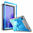 Case for Samsung Galaxy Tab A7 10.4 2020 Hybrid Cover Built-in Screen Protector