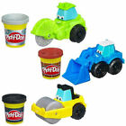 Play Doh Toy Tool Crew Diggin' Rigs Chip Rolland Sam Character Sets New Boxed