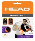 Head Megablast Racquetball String ALL GAUGES & COLORS