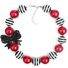 New Christams Gift For Kids Necklace Chunky Necklace Handmade Beads Jewelry Brac