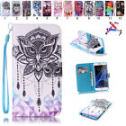 Hot Fashion Flip Leather Card Holder Stand Wallet Cover Case For Samsung Galaxy