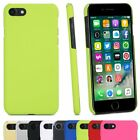 Slim Fit Armour Case Cover For Apple iPhone 7/8 Snap On Hard Back Shell