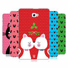 HEAD CASE DESIGNS CHRISTMAS CATS BACK CASE FOR SAMSUNG GALAXY TAB A 9.7 2016