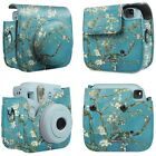 Fujifilm Instax Mini 8 / 8+ Instant Camera Protective Case Bag PU Leather Cover