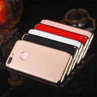 For iPhone 7 Case Slim Clear Ultra Thin Slim Shockproof Matte Hard Cover Luxury