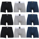 Crosshatch Mens Triplet Designer Underwear Briefs Trunks Boxer Shorts Pack Of 3