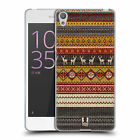 HEAD CASE DESIGNS KNITTED CHRISTMAS SOFT GEL CASE FOR SONY XPERIA E5