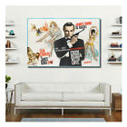 """W0044 James Bond From Russia With Love Best Old Movie Posters 12x18"""""""