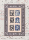 5079 CLASSICS FOREVER  STAMPS, MNH, SHEET OF 6 STAMPS 23, 36, 37, 39 ,63 and 77
