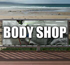 vinyl shop usa - BODY SHOP Advertising Vinyl Banner Flag Sign Many Sizes Available USA