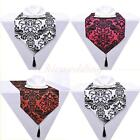 "1PC 12""x108"" Damask Flocking Taffeta Table Runner Wedding Party Decor Colors"