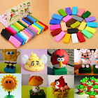 12/24/32 Colours DIY Craft Soft Clay Plasticine Blocks Fimo Polymer Modeling Toy