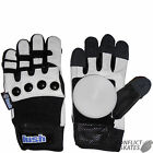 "LUSH Slide Gloves ""Race Deluxe"" Downhill Skateboard Leather Kevlar Freeride"