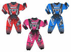 Wulfsport Toddler 2 Years MX Motocross ATV Ride On Toy Race Jersey Suit Pant
