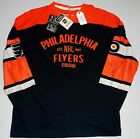 PHILADELPHIA FLYERS CCM TEAM CLASSICS LONG SLEEVE T SHIRT MEN'S M L XL 2X NWT $29.99 USD on eBay