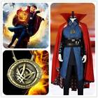 Doctor Strange Stephen Steve Vincent Strange Adult Cosplay Costume Cape Uniform