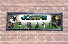 Personalized Customized Jacksonville Jaguars Name Poster Sport Banner with Frame $35.0 USD on eBay