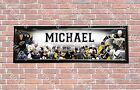 Personalized Customized Boston Bruins Name Poster Sport Banner with Frame $37.0 USD on eBay