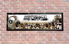 Personalized Customized Oakland Raiders Name Poster Sport Banner with Frame $37.0 USD on eBay