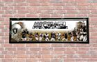 Personalized Customized Oakland Raiders Name Poster Sport Banner with Frame $35.0 USD on eBay