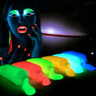 Glow Face Body Paint Oil Painting Art Make Up Halloween Party Fancy Dress