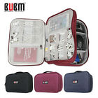 BUBM Cable USB Organizer Waterproof Electronics Accessories Comestic Case Bag
