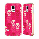 OFFICIAL TRACIE ANDREWS PATTERNS 2 GOLD BUMPER SLIDER CASE FOR SAMSUNG PHONES