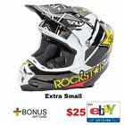 Fly Racing F2 Carbon Rockstar Helmet ATV UTV Off Road Snell $25 Ebay Gift Card