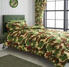 Army Camouflage Green Sand Military Bedding Curtains Laundry Basket Pillowcases