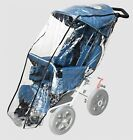 Rain Cover for Racer and Racer Evo Special Needs Buggy from Akces Med