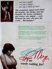 """""""A CLEAN BREAST"""" CULT FETISH DIRECTOR RUSS MEYER  SIGNED 1999  - ORIGINAL  SCACE"""