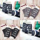 Women Men If You can read this Bring Me a Glass of Wine Black Socks
