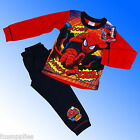 Boys Official Genuine Spiderman Pyjamas Age 18 Months - 2 3 Years
