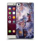 OFFICIAL CHRISTMAS MIX WINTER WONDERLAND HARD BACK CASE FOR HUAWEI PHONES 1