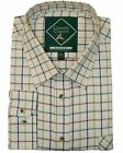 Country Classics *NEW* Mens Short Sleeve Country Check Shirt Kelso S-5XL