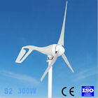 300W Wind Turbine Generator DC 12V 24V 3 Blade 630mm 2.0m/s Low Wind Speed Start