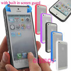 ULTRA THIN FULL BODY DEFENDER BUILDERS GEL CASE COVER FOR VARIOUS MOBILE PHONES