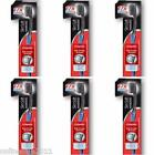 6x Colgate Slim Soft Charcoal Soft Toothbrush Lot Of 6 Free Shipping